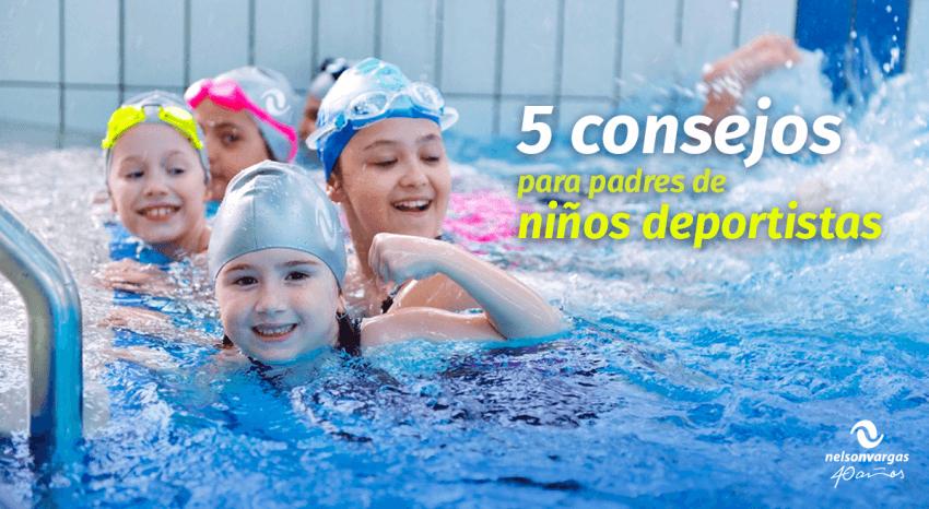 5 consejos para padres de niños deportistas